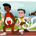 Doodles do Google Olimpadas 2012