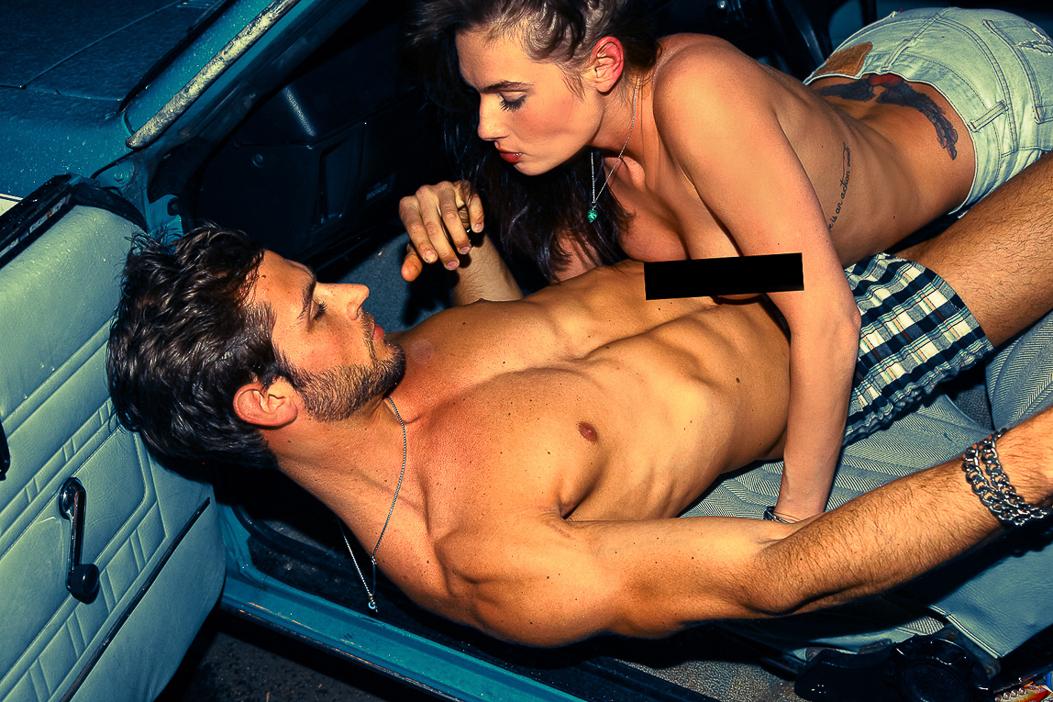 sexo e carro7