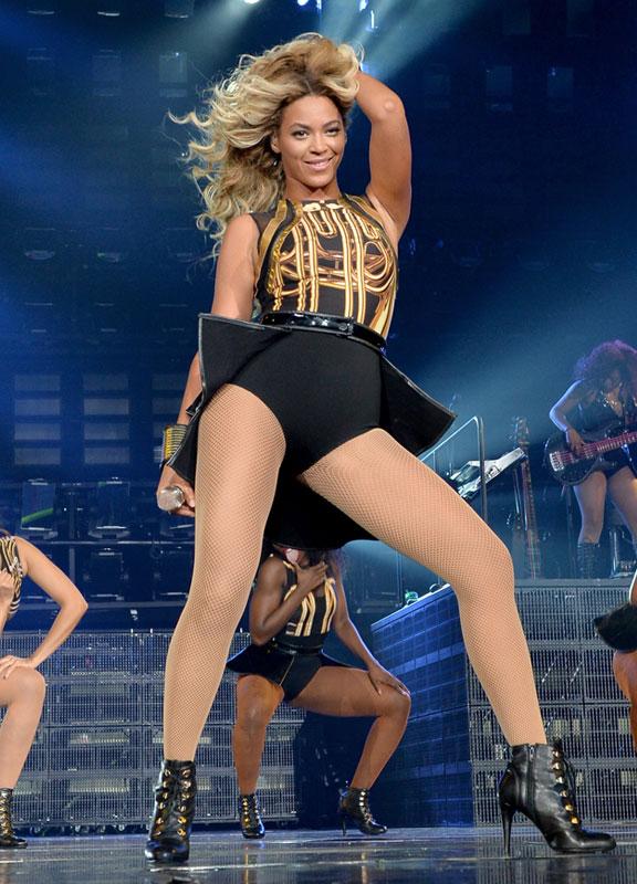 10 Beyonce